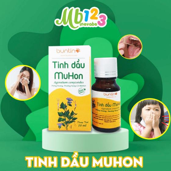 Tinh dau MuHon